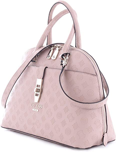 Guess Luxury Fashion Femme HWSG7398360PINK Rose Sac À Main