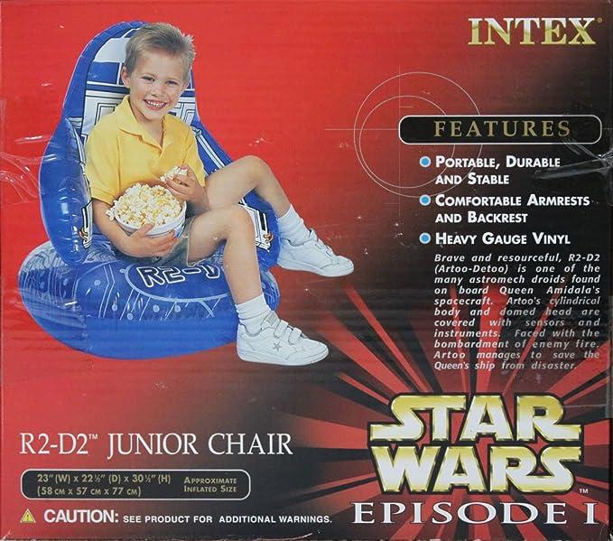 Amazon.com: Star Wars Episodio 1 R2-D2 Junior Silla ...