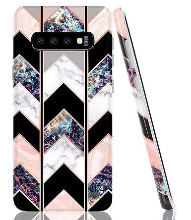 Amazon.com: BAISRKE - Carcasa para Samsung Galaxy S10 Plus ...