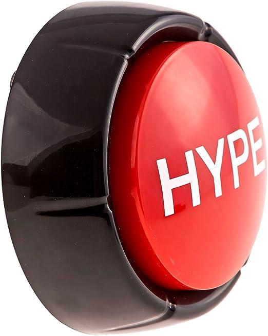 Amazon.com: Botón Hype | Botón de efecto de sonido de cuerno ...