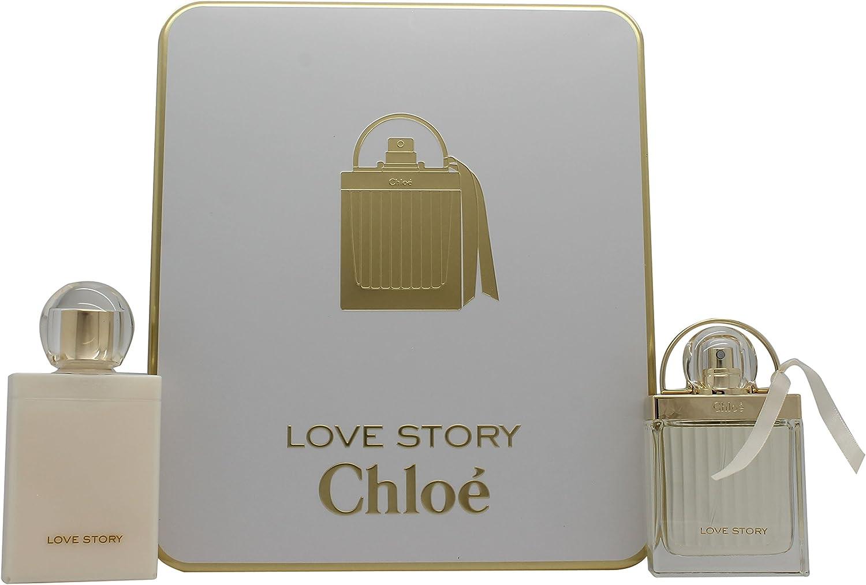Chloe - Estuche de regalo Eau de Parfum Love Story Chloé: Amazon.es: Belleza