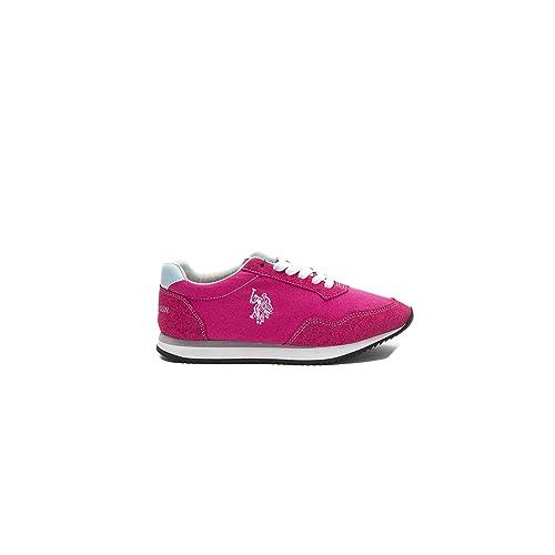 U.S.POLO ASSN. BBCTM-NOBIW4243S7CH2-PARENT - Zapatillas para Mujer ...