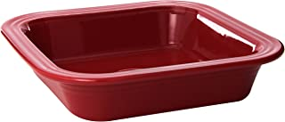 product image for Fiesta 9-Inch by 9-Inch Square Baker, Scarlet