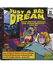 Just A Bad Dream. British Garage And Trash Nuggets 81-89