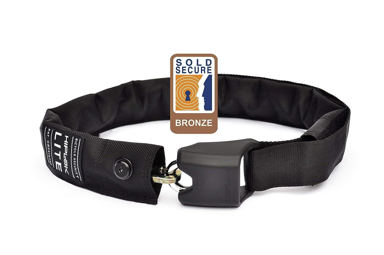 Hiplok Lite All Black Bike Lock