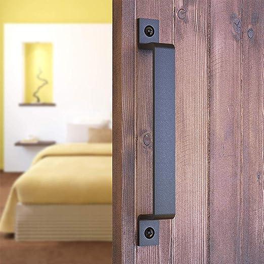 garajes para Puertas correderas de Acero Inoxidable cajones 19 cm Liso PURATEN Tirador para Puerta de Armario