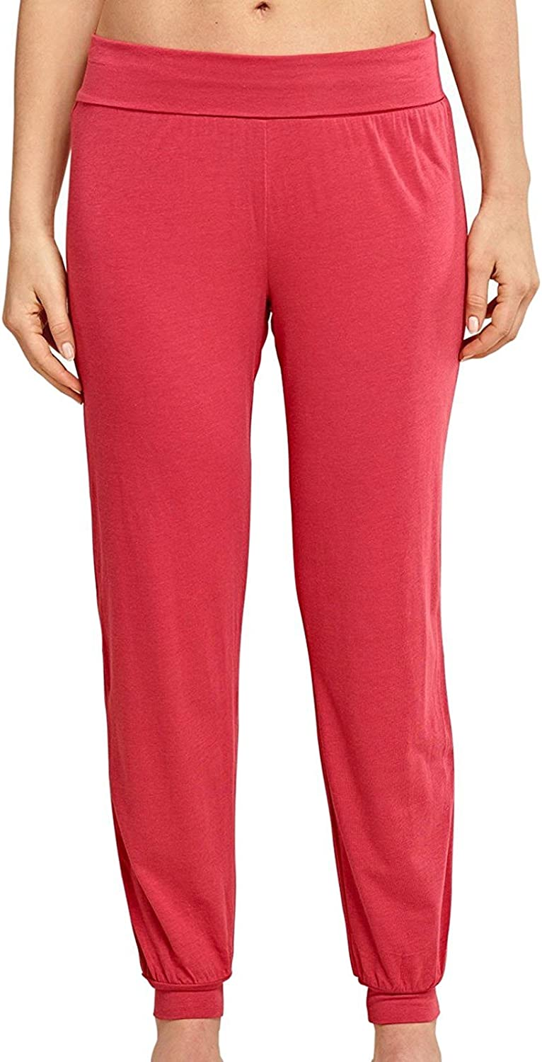 Schiesser Mix&Relax Jersey Yogahose Lang, Parte Inferior del Pijama para Mujer