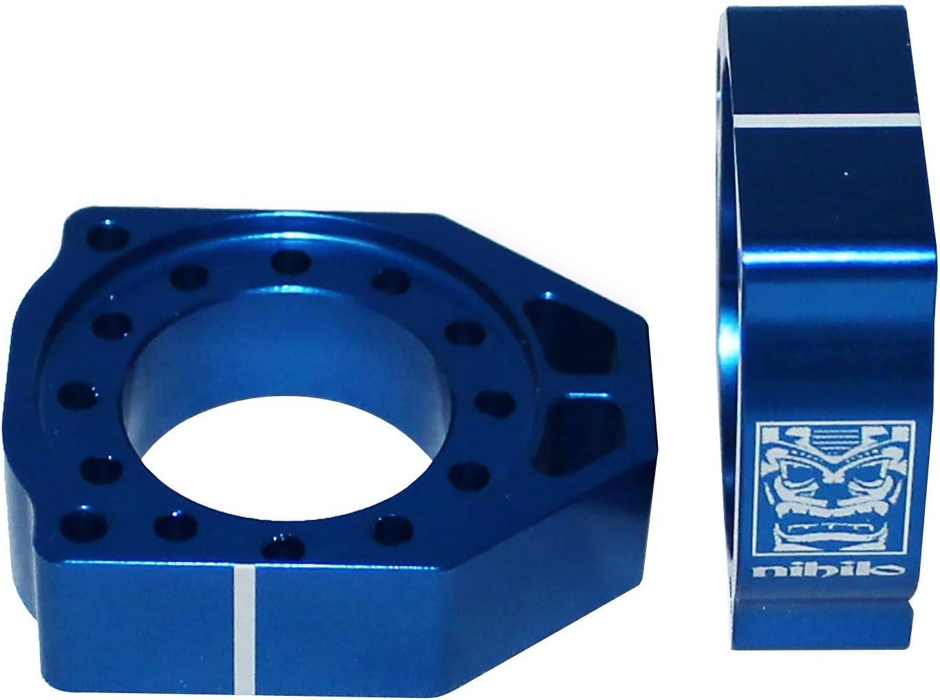 Nihilo Concepts NCABKYZ-B Blue Chain Adjuster Kit