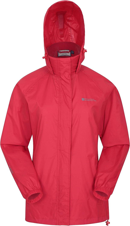 Mountain Warehouse Pakka Poncho Kids Waterpoof Rain Jacket-Breathable