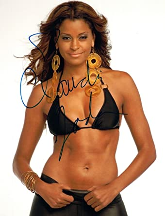 6c2b2cf451 Claudia Jordan Signed Autographed 8x10 Photo Hot Sexy Model COA VD at  Amazon s Entertainment Collectibles Store