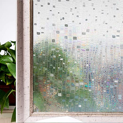 decorative film for bathroom windows amazon com dktie decorative window cling film designs vinyl no  dktie decorative window cling film