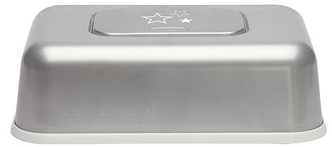 Bébé-Jou 623037 - Caja de toallitas húmedas, color plata