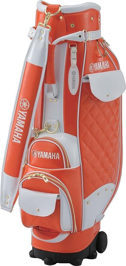 Yamaha Golf Caddy bolsa de la mujer, y15cbf (naranja/blanco ...