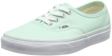 Vans Authentic VA38EMMQV Damen, Grün, Größe: 35 EU: Amazon.de ...