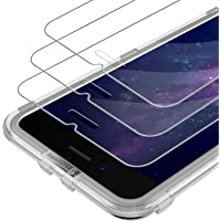 3-Pack Syncwire Anti-Fingerprint 9H Hardness Tempered Glass Screen Protector for iPhone 8/7/6s/6