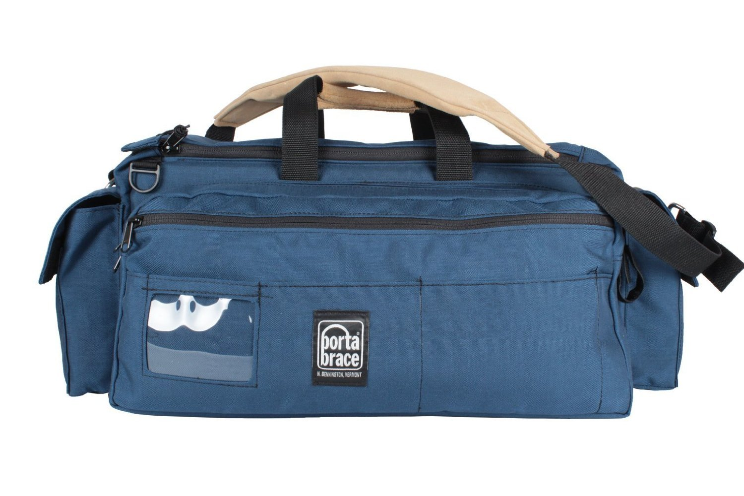 Portabrace RB-3 Run Bag Lightweight - Large (Blue) [並行輸入品]   B019SZE1YI