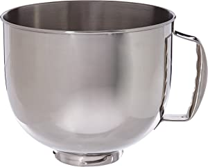 Cuisinart 5.5-Quart Mixing Bowl, Stainless Steel