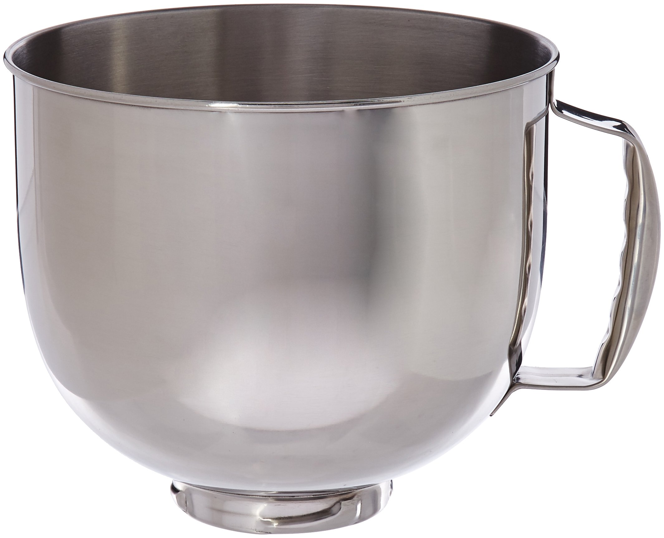 Cuisinart SM-50MB 5.5-Quart Mixing Bowl, Stainless Steel