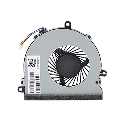 Replacement Cpu Cooling Fan for HP 250 G4 255 G4 Notebook 15-AC 15-AF  Series, 4-Pin 4-Wire SPS 813946-001