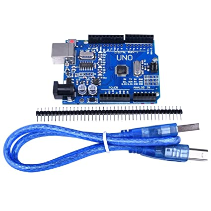 Arduino Uno R3 Circuit Diagram | Amazon Com Quimat Arduino Uno R3 Atmega328p Ch340 Development Board