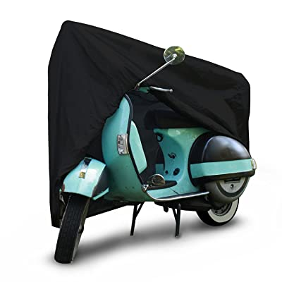 Budge Standard Scooter Cover, Waterproof, Durable, Universal Fit, Medium: Automotive