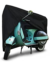 """Budge Waterproof Large Scooter Cover Fits Scooters 74"""" L x 38"""" W x 50"""" H"""