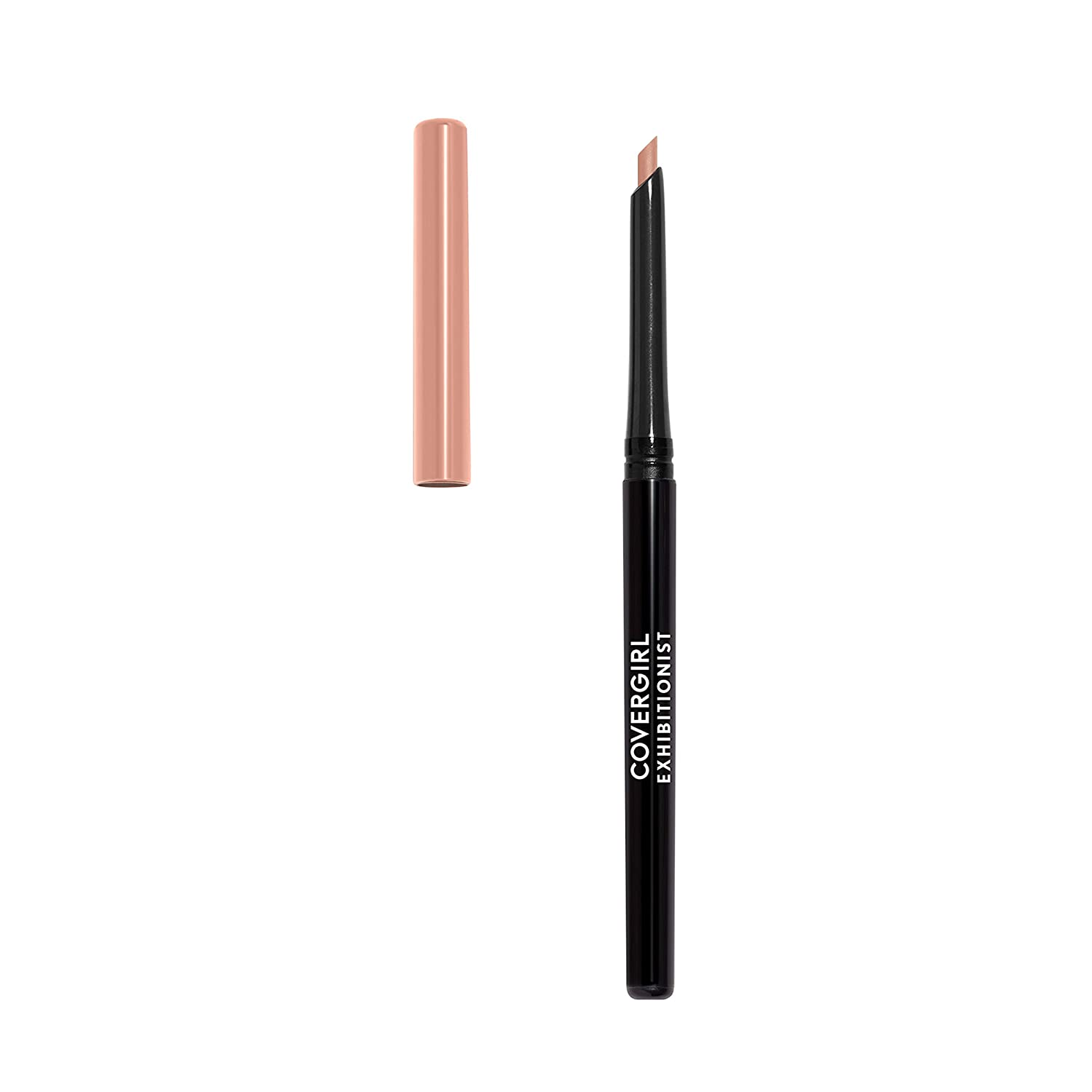 COVERGIRL Exhibitionist Lip Liner, In The Nude 200, 0.012 Ounce