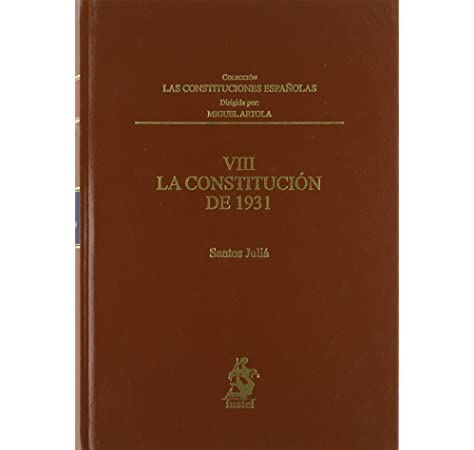 Constitución De La Segunda República 1931 : 20 Prokomun: Amazon.es ...