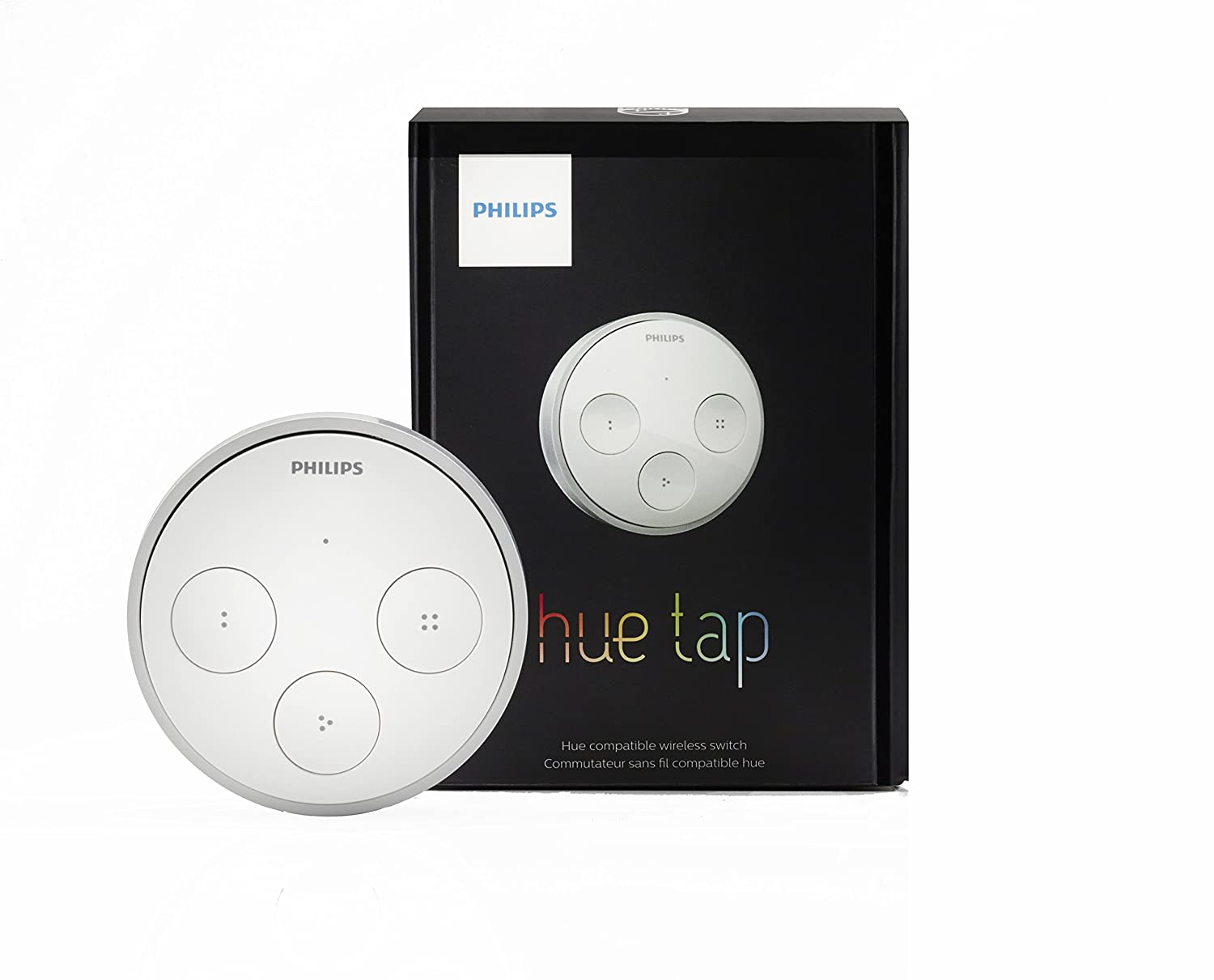 Hue Compatible Lampen : Philips hue tap personal wireless beleuchtung kabelloser