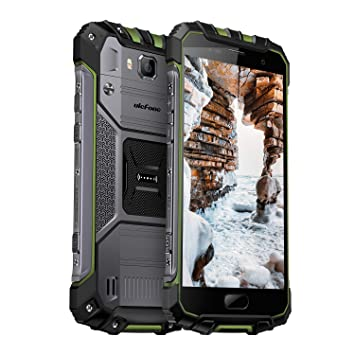 Ulefone Armor 2S Smartphone Libre IP68, Pantalla FHD de 5 Pulgadas ...