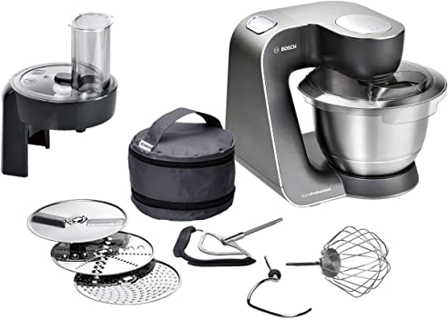 Amazon.De: Bosch Mum57810 Küchenmaschine Styline Homeprofessional