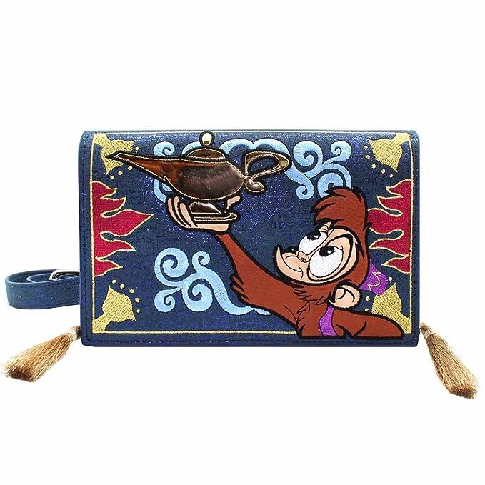 Amazon.com: Danielle Nicole X Disney Abu bolsa de cinturón ...