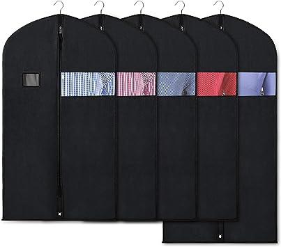 Amazon.com: Zilink - Bolsa de ropa para viaje, antipolillas ...