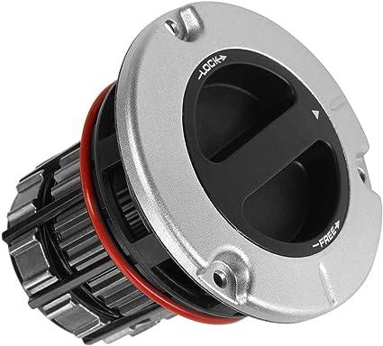 FEXON 4WD 4x4 Manual Locking Hub Axle Link Assembly for 2005-2018 Ford F250 F350 F450 F550 Super Duty Replaces#BC3Z3B396B BC3Z-3B396-B 600-220