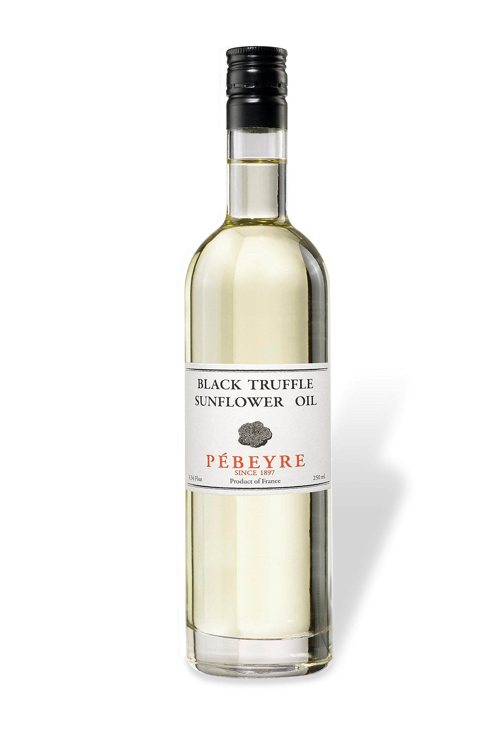 Pebeyre Black Truffle Sunflower Oil - 250 Ml