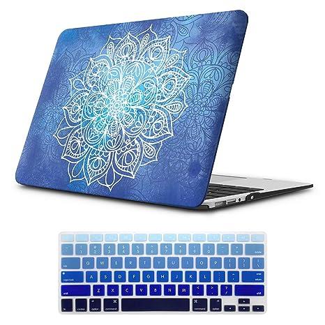 iLeadon - Carcasa rígida para MacBook Air de 13 Pulgadas ...