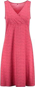 Meru Damen Outdoor Kleid Lille Beere (318) XS: