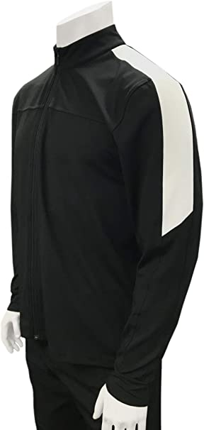 SMITTYBKS234NCAA Approved Men/'s Basketball Referee Official Jacket