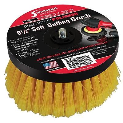 "Shurhold 6-½"" Soft Brush f/Dual Action Polisher: Everything Else"