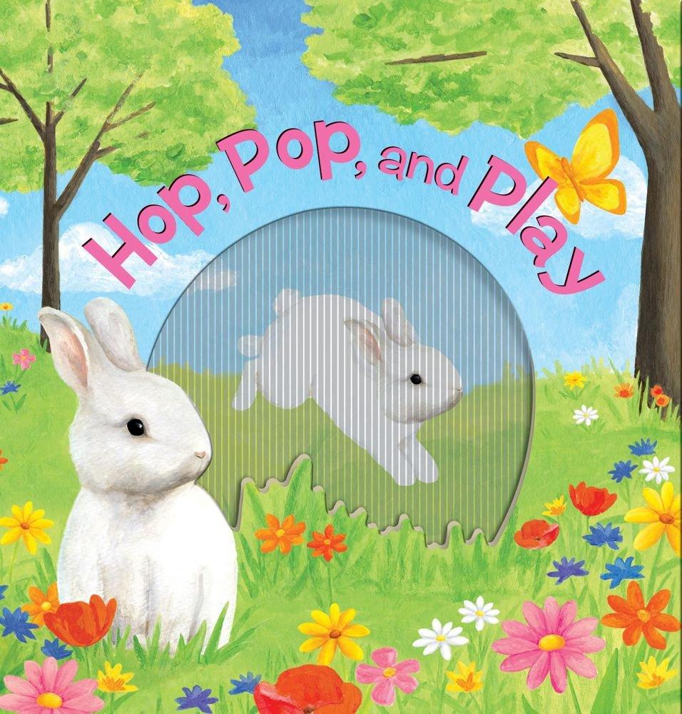 Amazon.com: Hop, Pop, and Play: A Mini Animotion Book (0050837279988 ...