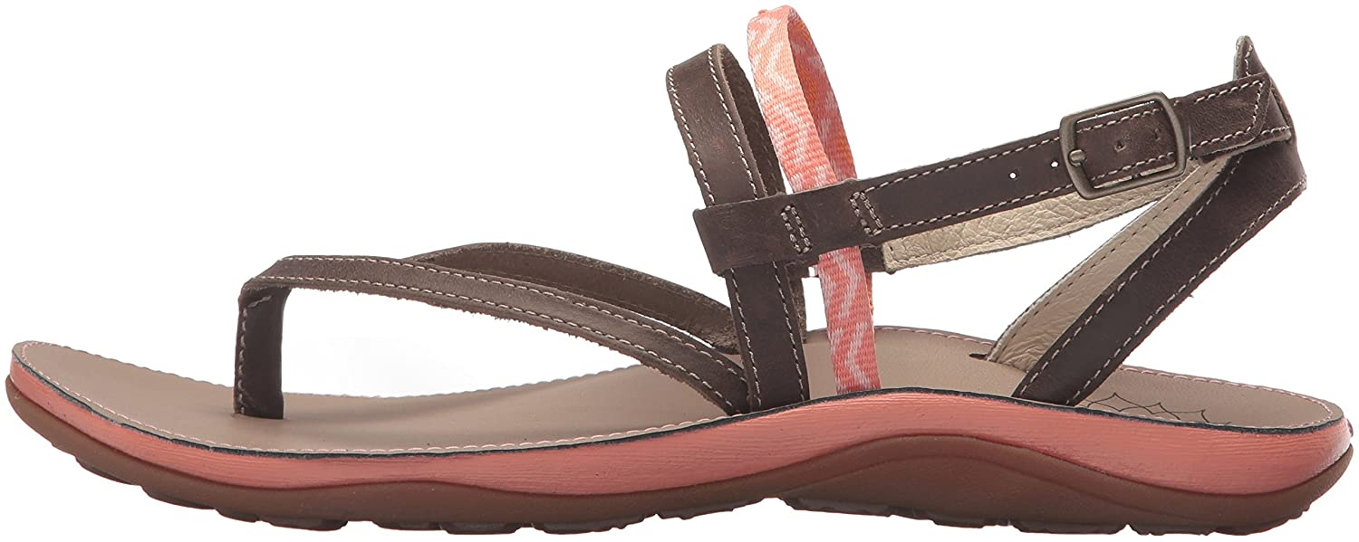 Chaco Women's Loveland Sandal B071K7HZ3C 8 B(M) US|Stepped Peach