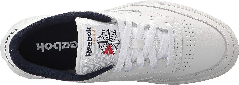 Reebok Legacy Lifter, Club MEMT Homme Blanc Bleu Marine