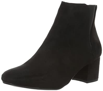 Womens Bibian Ankle Boots, Black, 3.5 Blink