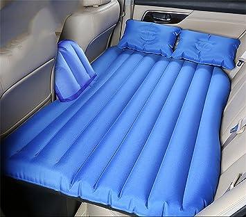 STAZSX Cojín de Escape Posterior del Coche del colchón de Aire del Coche de la Cama del Coche, paño Azul de Oxford-135x78CM: Amazon.es: Hogar