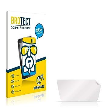 BROTECT Protector Pantalla Cristal para Opel Navi 900 IntelliLink 8.0 Astra - Cristal Vidrio 9H, AirGlass