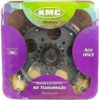 Kit Relação Transmissão Fazer 250 C/Retentor KMC Gold