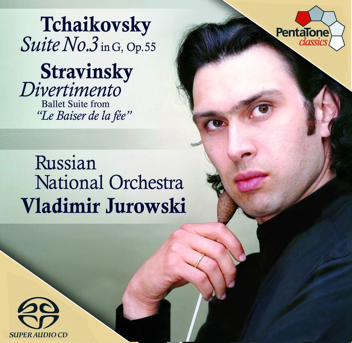 TCHAIKOVSKY SUITE No 3 in G major Op55 min score