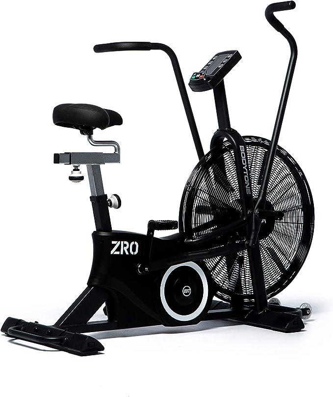 BT BODYTONE - ZROB - Bicicleta Estática Profesional de Cross Training para un Entrenamiento Extremo de Fitness - Hecha en Acero y Materiales de Primera Calidad - Peso Máximo Usuario 135 KG.: