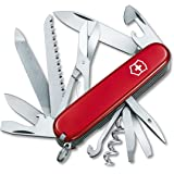 Victorinox Ranger Swiss Army Knife - Red
