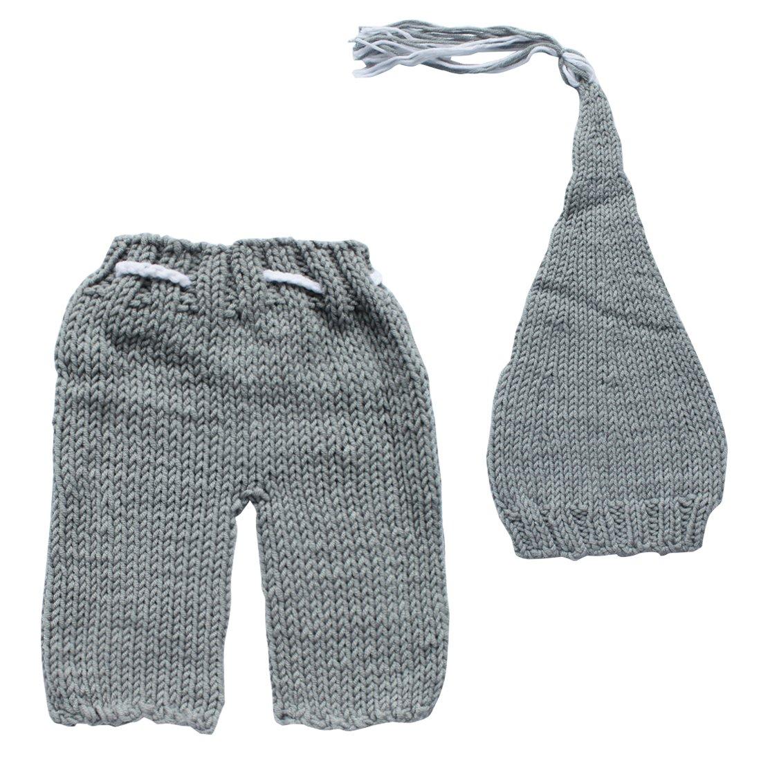 Yizyif Gentleman Jungen Baby Kostüm Fotografie Prop Set Outfits Süss